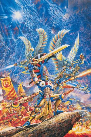 Geoff Taylor - Eldar 2nd Edition Codex