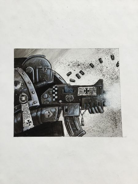 File:Black Templar Space Marine firing a bolter.jpg